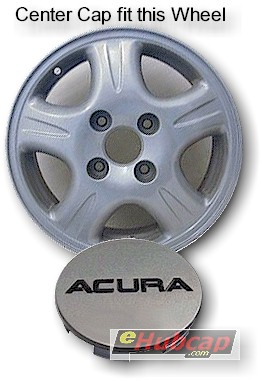Center Acura on Ehubcap Com Online Store Sf Search Engine Output Page