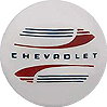 1941-1948 Chevy Hub Cap Painted