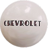 1947-1953 Chevrolet Hub Cap Painted